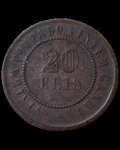Brasil 20 Réis 1895