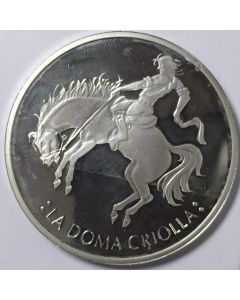 Argentina 25 Pesos 2000 (Prata)