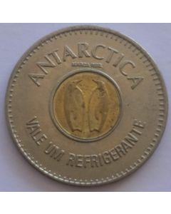 Ficha Antarctica - Vale 1 Refrigerante