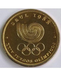 Token - Jogos Olímpicos Seul 1988