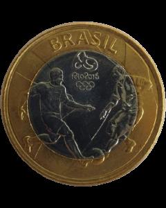 Brasil 1 Real 2015 FC - Olimpíadas Futebol