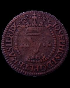 Brasil V Réis 1769 B
