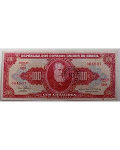 Brasil 10 Centavos 1966 MBC   C117
