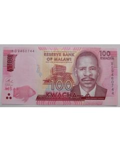 Malawi 100 Kwacha 2017 FE