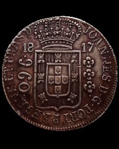 Brasil 960 réis 1817 R