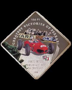 Palau 1 Dólar 2011 FC - Greatest Victories of Ferrari - 156 F1, Phil Hill