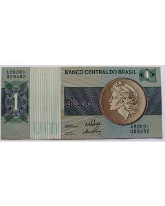 Brasil 1 Cruzeiro 1970 FE C129