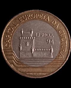 Portugal 200 Escudos 1994 - Lisboa: Capital Europeia da Cultura