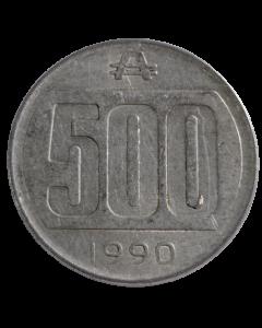 Argentina 500 Australes 1990