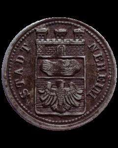 Cidade de Neheim 10 Pfennig 1917 - Notgeld