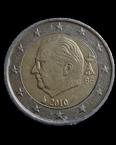 Bélgica 2 Euros 2010