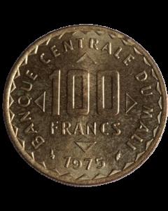 Mali 100 Francos 1975 FC FAO