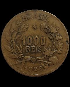 Brasil 1000 Réis 1929