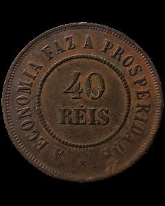 Brasil 40 Réis 1910