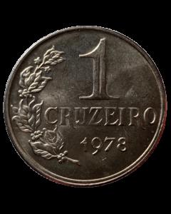 Brasil 1 Cruzeiro 1978