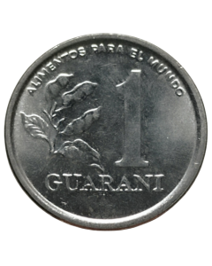 Paraguai 1 Guarani 1986 FC - FAO