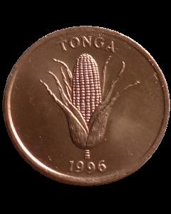Tonga 1 Seniti 1996 FC - FAO: Dia Mundial da Alimentação