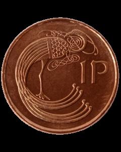 Irlanda 1 Pence 1996 FC