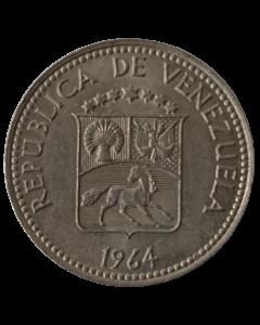 Venezuela 5 Cêntimos 1964 FC