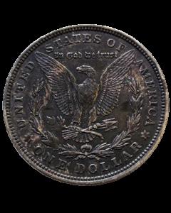Estados Unidos 1 Dólar 1921 - Dólar Morgan (Prata)