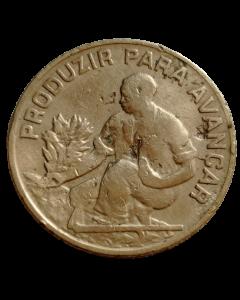 Cabo Verde 2,5 escudos 1977 FAO