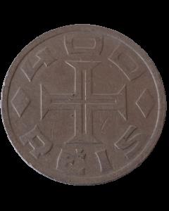 Brasil 400 Réis 1932 - 400º aniversário - Colonização do Brasil