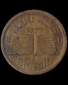 Brasil 1000 Réis 1935