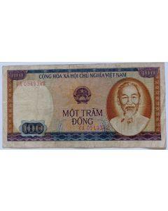 Vietnã 100 Dong 1981